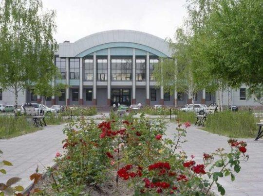 Ж/Д вокзал Тараза. Фото wikimapia.org