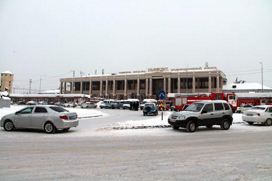 Ж/Д вокзал в Шымкенте. Фото otyrar.kz