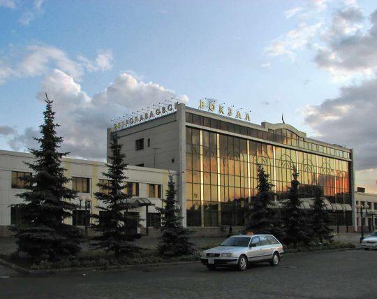 Ж/Д вокзал Петропавловска. Фото петропавловск.kz