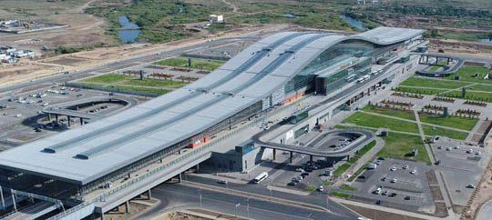 Ж/Д вокзал Астана-Нурлы Жол