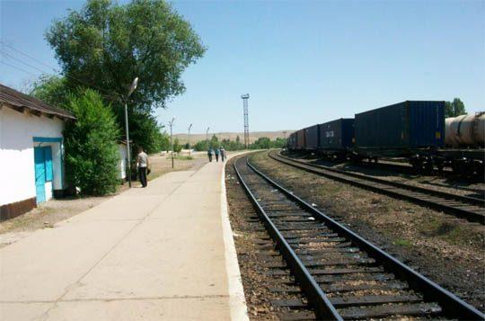 Станция Сары-Озек