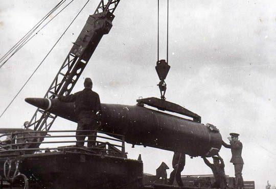 Уничтожение ракет на полигоне Сарыозека