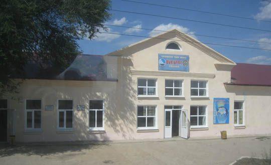 Ж/Д вокзал Чингирлау