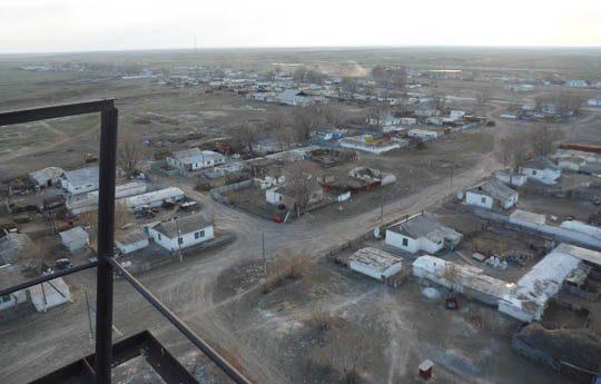 село Чингирлау