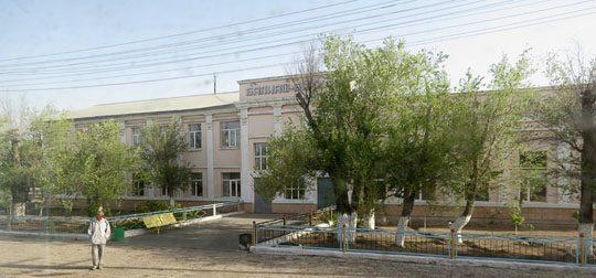 Ж/Д вокзал Балхаш-1