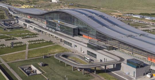 Вокзальный комплекс Астана Нурлы Жол