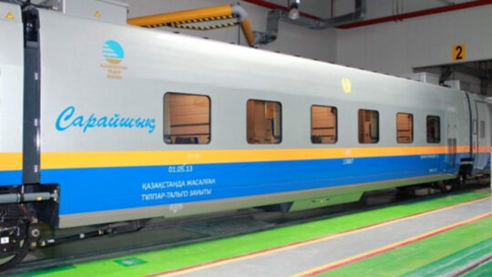 вагон поезда 003/004